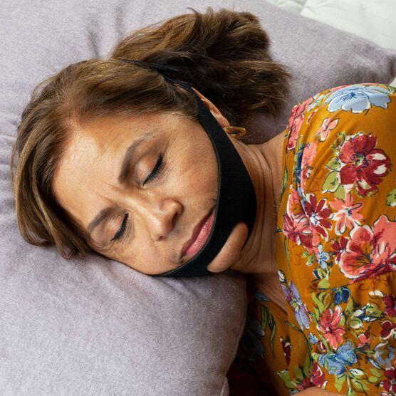 CPAP Chin Strap, BLACK