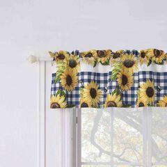 Sunflower Gold Window Valance,