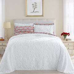 Flora Chenille Bedspread,