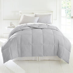 Dupont Duoloft™ Down Alternative Comforter, SILVER