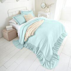 Madeline Ruffle Bedspread,