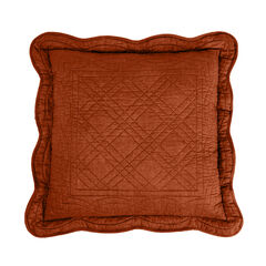 """Florence 16"""" Square Pillow, SPICE"""