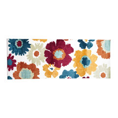 Small Jolie Flower Rug,
