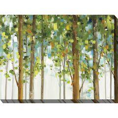 Treetop Outdoor Wall Art,