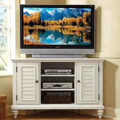Bermuda Corner TV Stand,