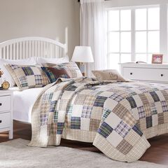 Oxford Quilt Set ,