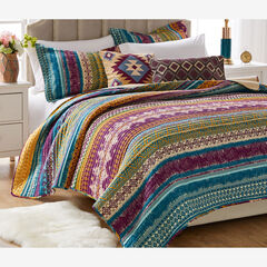 Southwest Bonus Quilt Set by Greenland Home Fashions,