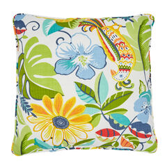 "16"" Sq. Toss Pillow, CAROLINA"