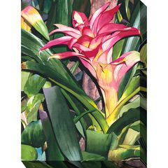 Tropical Jewel Outdoor Wall Art,