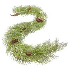 Soft Pine Garland,