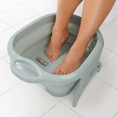 Collapsible Foot Spa, GREEN