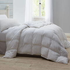 Beyond Down Comforter, WHITE