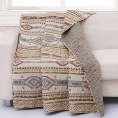 Barefoot Bungalow Phoenix Quilted Throw Blanket,