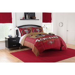 COMFORTER SET DRAFT-49ER,