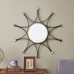 Cologne Decorative Wall Mirror,