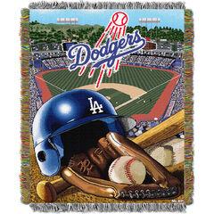 Dodgers HomeField Advantage Throw,