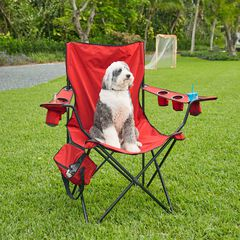 Kingpin Folding Chair,