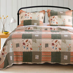 Sedona Quilt Set by Greenland Home Fashions,