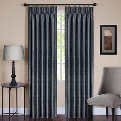 Parker Pinch Pleat Window Curtain Panel,
