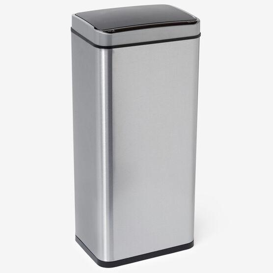 Tall 50-Lt. Sensor Trash Can,
