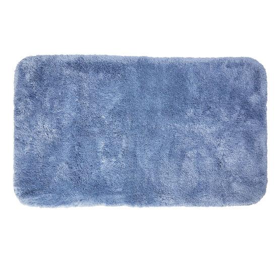 Corina 30' x 50' Bath Rug , CITY BLUE