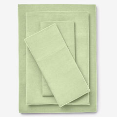 Bed Tite™ Solid Flannel Sheet Set, SAGE