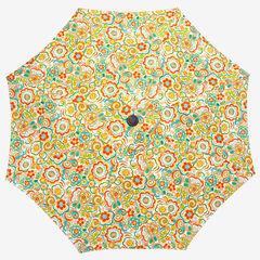 9' Tilt-and-Crank Umbrella, BRONWOOD CARNIVAL