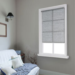 Cut-to-Width Spring Natural Roller Shade,