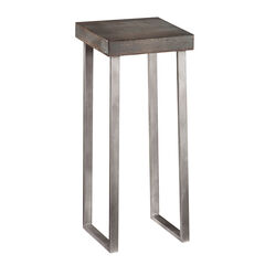 Pedestal Accent Table,