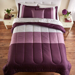 BH Studio Colorblock Comforter,