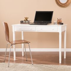 Writing 2-Drawer Desk,