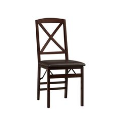 X Back Folding Chair,