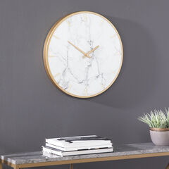Lenzienne Decorative Wall Clock,