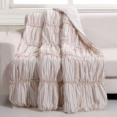 Greenland Home Fashions Farmhouse Chic Quilted Throw Blanket,