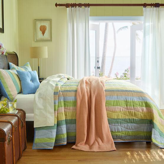 Coastal Stripe Bedspread,