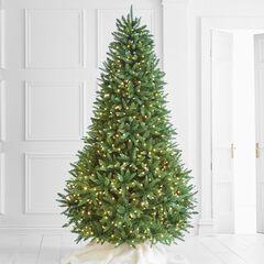 8½' Pre-Lit Fraser Fir Tree ,