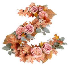 Blush Harvest Garland,