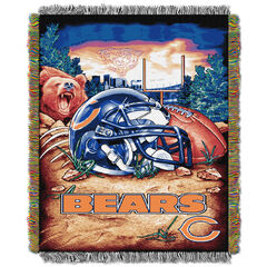 Bears Home Field Advantage Throw,