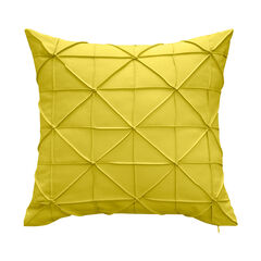 Indoor & Outdoor Fishnet Pleat Decorative Pillow,