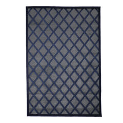 Diamond High-Low Rug,