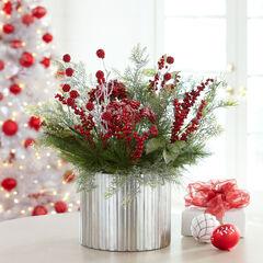 Ice Berry Floral Arrangement,