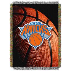Knicks Photo Real Throw,