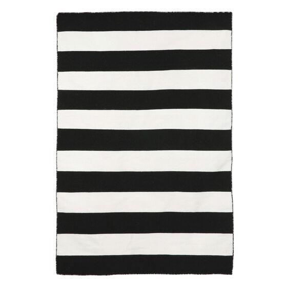 Large Rugby Stripe Rug ,