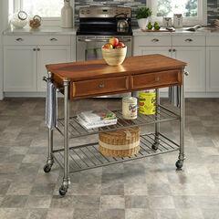 The Orleans Kitchen Cart,
