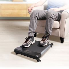 Hometrack Sitting Treadmill,