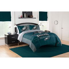 COMFORTER SET DRAFT-EAGLES,