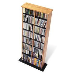 Double Multimedia Storage Tower,