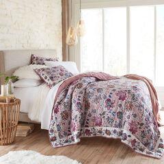 Kiara Floral Quilt,