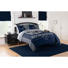 COMFORTER SET DRAFT-COWBOYS,