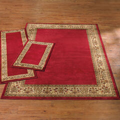 Decorative 3-Pc. Rug Set with Runner,